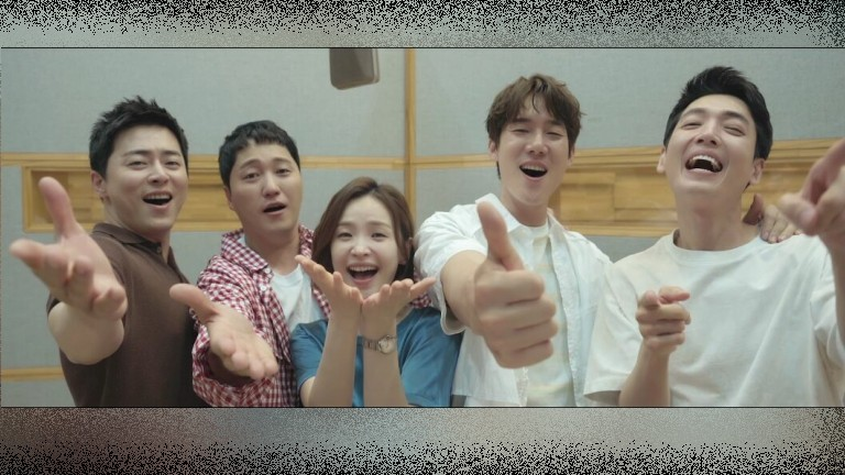 Mido and Falasol (미도와 파라솔) - 슈퍼스타(《机智的医生生活 第2季》韩剧插曲)