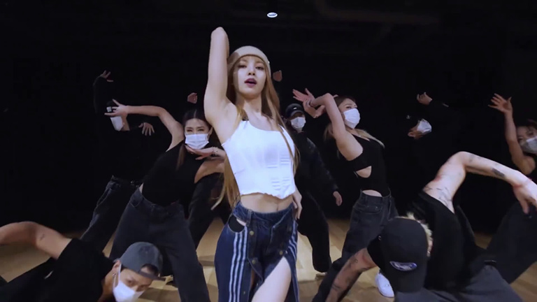 LISA(리사) - MONEY(舞蹈练习室版)
