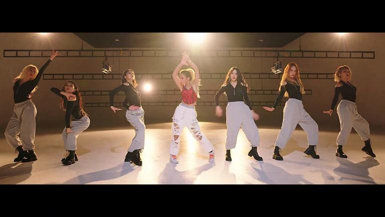 LUNA - Madonna(舞蹈版)