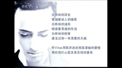 天鹅不渝 - Vitas