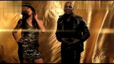 Stuck With Each Other - Shontelle,Akon
