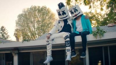 Rooftops - Marshmello