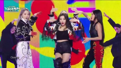 Destiny+HIP (Live) - Mamamoo