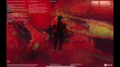Alone Again - The Weeknd