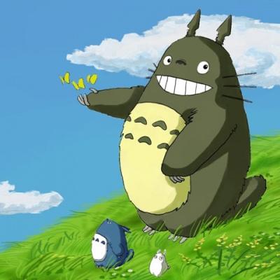 宫崎骏动画片里的动听音符