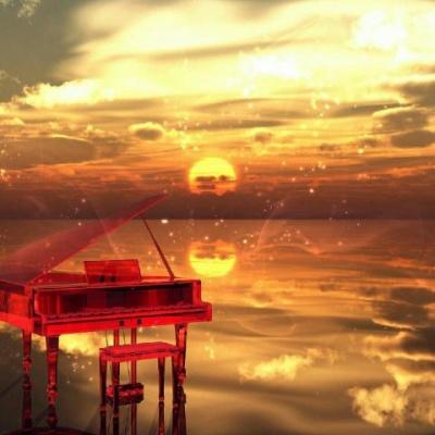 钢琴曲《爱的协奏曲》《牧童短笛》《天鹅湖》《四小天鹅舞曲》《杜鹃