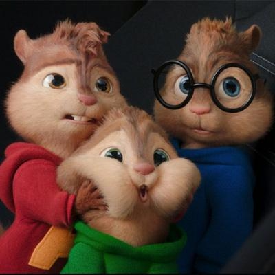 逗比傻白甜花栗鼠们,曾令多少大人小孩捧腹大笑,来到第四部,花栗鼠更