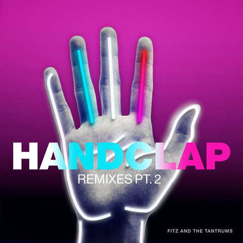 handclap打笔节奏谱子