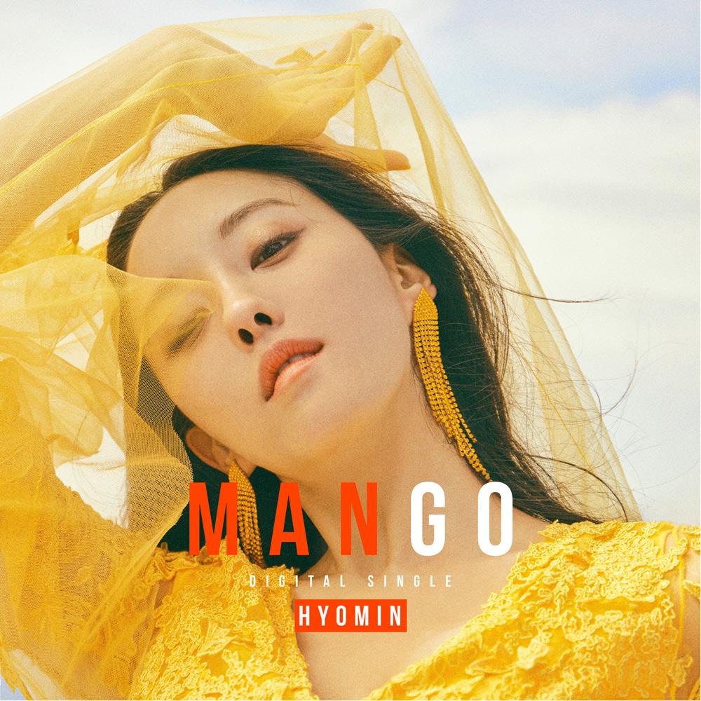 Chinese Ver. 孝敏 高音质在线试听 MANGO Chinese Ver. 歌词 歌曲
