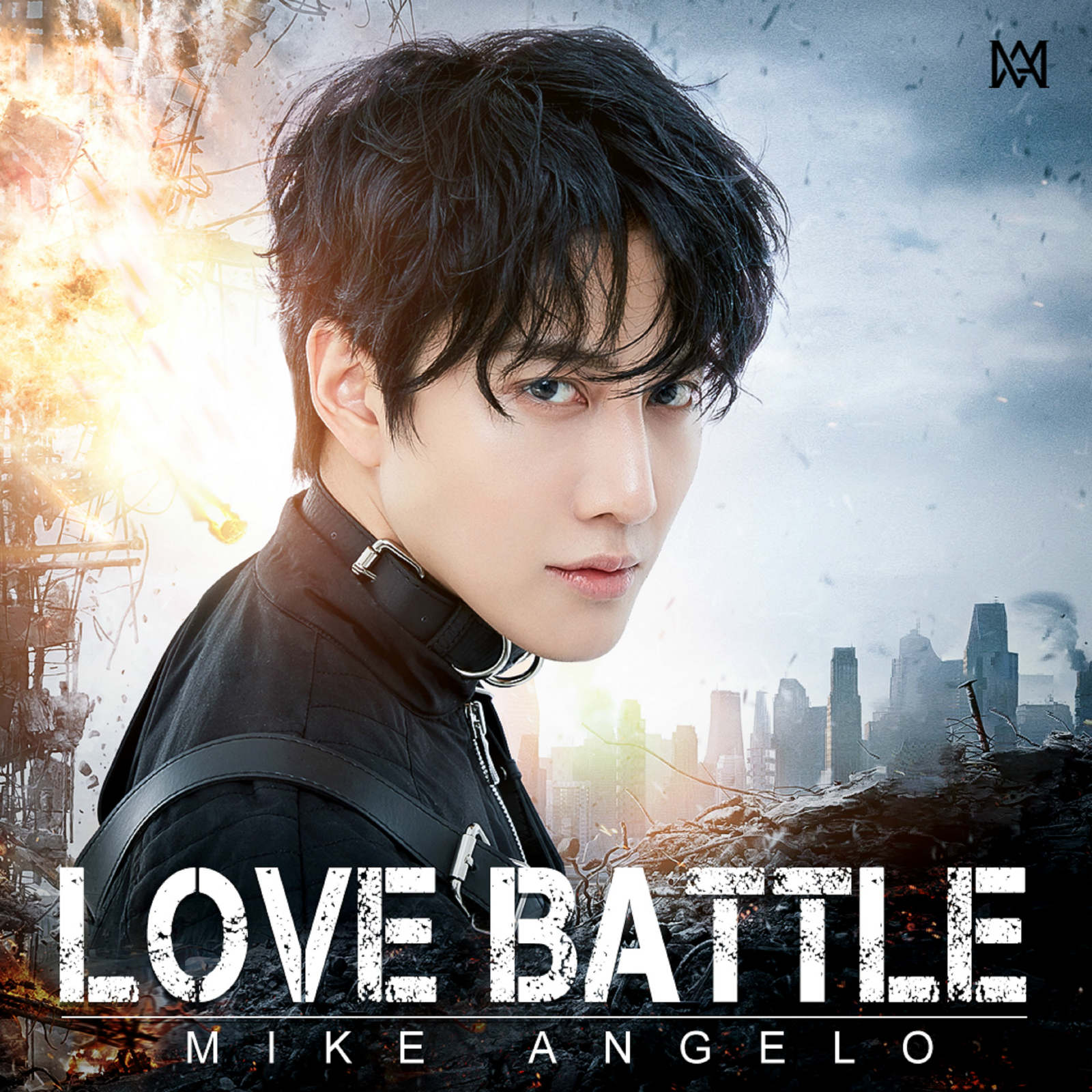 mike angelo - love battle图片