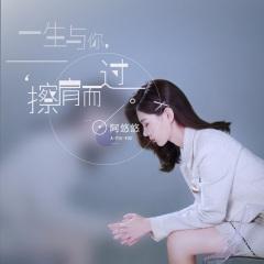 车载中文舞曲《一生与你擦肩而过》下载(阿悠悠版)DJNico嘉灏Remix